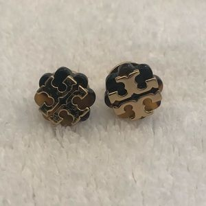 Perfect Condition Tory Burch Stud Earrings